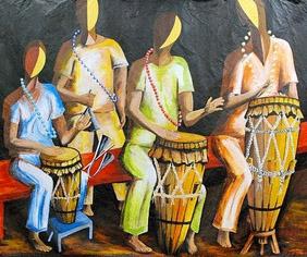 A musica nos Cultos